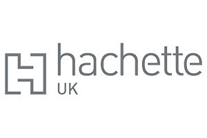 Hachette UK Logo. Publishing / Media sector. Clients of Influential Software Services Ltd.