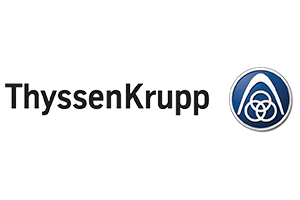 ThyssenKrupp. Manufacturing Sector. Clients of Influential Software.