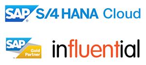 SAP S/4 HANA Cloud Influential - SAP Gold Partners