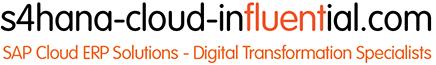 s4hana-cloud-influential.com | SAP Gold Partners Influential - S/4 HANA Cloud ERP Solutions & Digital Transformation